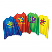 Super Selves Reward Capes, Set of 4 - LER6371 | Learning Resources | Inspirational