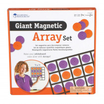 LER6648 - Giant Magnetic Array Set in Graphing