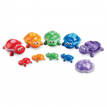 LER6706 - Snap N Learn Number Turtles in Patterning