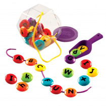 LER7204 - Abc Lacing Sweets in Play Food