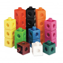 LER7584 - Snap Cubes Set Of 100 in Unifix
