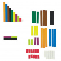 LER7708 - Magetic Cuisenaire Rods in Base Ten