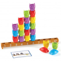 LER7732 - 1-10 Counting Owls Activity Set in Math