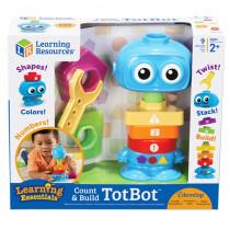 LER7734 - Count & Build Totbot in Gross Motor Skills