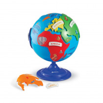 LER7735 - Puzzle Globe in Globes