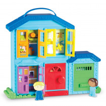 LER7737 - Learning House in Manipulatives