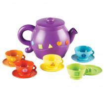 LER7740 - Serving Shapes Tea Set in Sorting