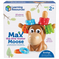 Max The Fine Motor Moose - LER9092 | Learning Resources | Gross Motor Skills