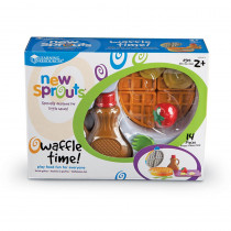 LER9274 - New Sprouts Waffle Time in Pretend & Play