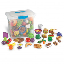 LER9723 - New Sprouts Classroom Play Food Set in Play Food