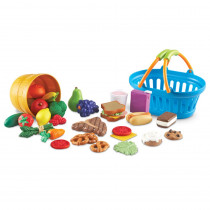 LER9725 - New Sprouts Deluxe Market Set in Play Food