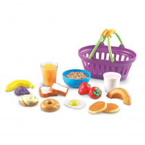 LER9730 - New Sprouts Breakfast Basket in Play Food