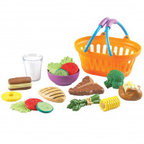 LER9732 - New Sprouts Dinner Basket in Play Food