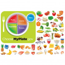 LFV22513 - Myplate Flannelboard Set in Flannel Boards