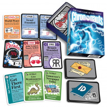 Chrononauts Card Game - LLB009 | Looney Labs | Games