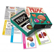 Anatomy Fluxx Card Game - LLB084 | Looney Labs | Science