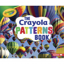 LPB1512455709 - The Crayola Patterns Book in Math