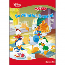 LPB1541532848 - Donald A Mickey & Friends Story Be Mindful in Classroom Favorites