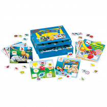 LR-2383 - Categories Phonics Learning Center Kit in Phonics