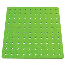 LR-2421 - Tall-Stacker Pegboard Large 100 Holes Pegboard Only in Pegs