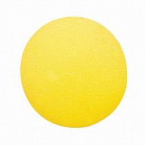 MASFBY7 - Foam Ball 7 Uncoated Yellow in Balls