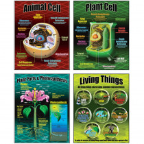 MC-P077 - Life Science Teaching Poster Set in Science