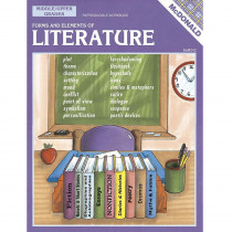 MC-R242 - Forms & Elements Of Literature Gr 6-9 in Language Skills