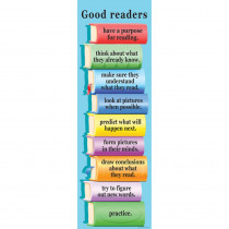 MC-V1616 - Colossal Poster What Good Readers in Language Arts