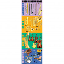 MC-V1651 - Musical Instruments Colossal Poster in Miscellaneous