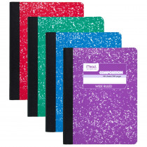 MEA09918 - Composition Book Fashion Colors Assorted in Note Books & Pads
