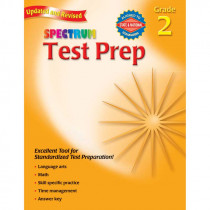 MGH0769686222 - Spectrum Test Prep Gr 2 in Cross-curriculum
