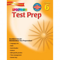MGH0769686265 - Spectrum Test Prep Gr 6 in Cross-curriculum