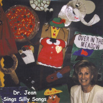 MH-DJD01 - Dr. Jean Sings Silly Songs Cd in Cds