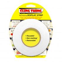 Cling Thing Display Strip, White - MIL3287 | Miller Studio | Adhesives