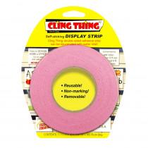 Cling Thing Display Strip, Pink - MIL3294 | Miller Studio | Adhesives