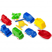 MLE27470 - Minimobil 8 Pc Set in Toys