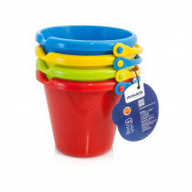 Buckets, Set of 4 - MLE29005 | Miniland Educational Corporation | Sand & Water