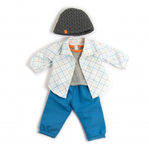 MLE31559 - Doll Clothes Boy Fall/Spring Outfit in Dolls