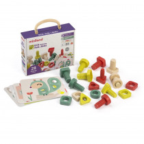 ECO Nuts & Bolts - MLE32155 | Miniland Educational Corporation | Gross Motor Skills