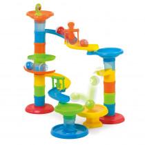 Roll & Pop Tower - MLE97283 | Miniland Educational Corporation | Gross Motor Skills