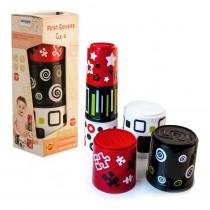 First Senses Cups - MLE97311 | Miniland Educational Corporation | Sensory Development