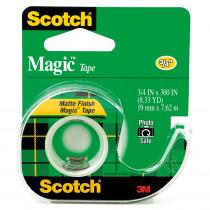 MMM105 - Tape Magic Trans 3/4 X 300 in Tape & Tape Dispensers