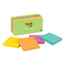 MMM65414AU - Post-It Notes In Ultra 14 Pads Colors in Post It & Self-stick Notes