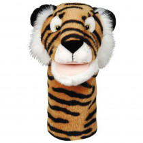 MTB206 - Plushpups Hand Puppet Tiger in Puppets & Puppet Theaters