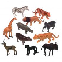 MTB871 - Wild Animals Playset in Animals