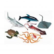 MTB872 - Ocean Animal Playset in Animals
