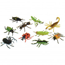 MTB876 - 5In Insects Set Of 10 in Animals
