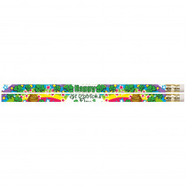 MUS1565D - 12 Pack Shamrock Magic Pencil in Pencils & Accessories