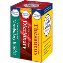 MW-3328 - Everyday Language Reference Set Merriam Webster in Reference Books