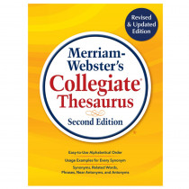 MW-3700 - Merriam Webster College Thesaurus 2Nd Edition in Reference Books